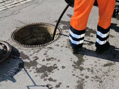 Industrial drain clearing Royal Leamington Spa